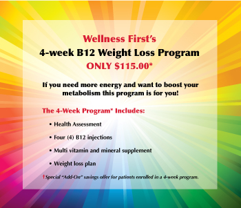 B12 Weigh Loss Program